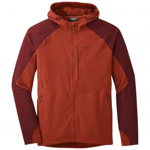 Outdoor Research Men's Ferrosi Hooded Jacket diablo/taos-20