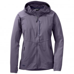 Outdoor Research Women's Ferrosi Hooded Jacket fig-20