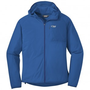 Outdoor Research Men's Tantrum II Hooded Jacket glacier/baltic-20