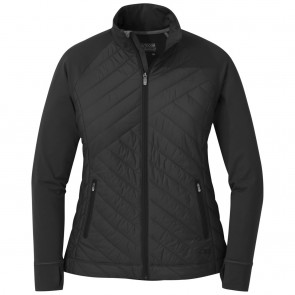 Outdoor Research Women's Melody Hybrid Full Zip black-20