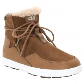 Jack Wolfskin Auckland Wt Texapore Boot W desert brown / white-20