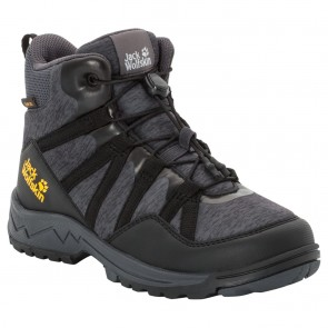 Jack Wolfskin Thunderbolt Texapore Mid K black / dark grey-20