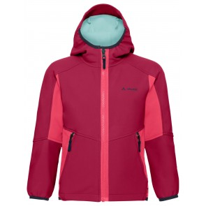VAUDE Kids Rondane Jacket III crimson red-20