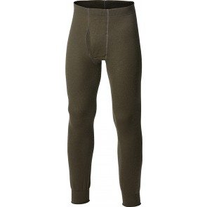 Woolpower Long Johns with Fly 400 Pine Green-20