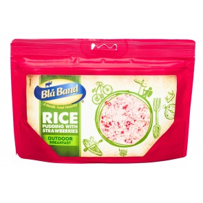 Bla Band Rice Pudding with Strawberries (5 Pack)-20