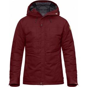 FjallRaven Skogsö Padded Jacket Red Oak-20