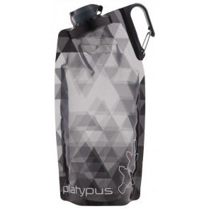 Platypus DuoLock Bottle 1L Gray Prisms-20