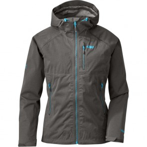 Outdoor Research Women´s Clairvoyant Jacket Charcoal-20