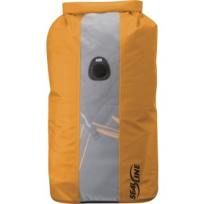 Sealline Bulkhead View Dry Bag 30L Orange-20