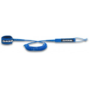 """Dakine Sup 10'X5/16"""" Coiled Ankle Scout-20"""