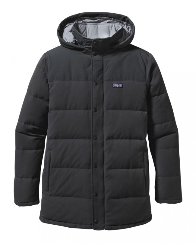 Patagonia Bivy Down Parka Forge Gray nz