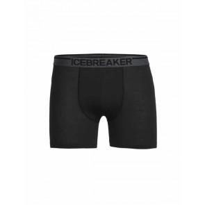 Icebreaker Mens Anatomica Boxers Black-20