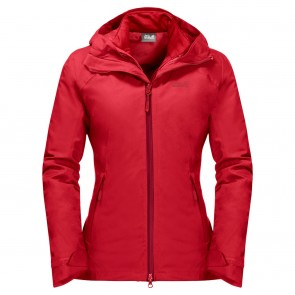Jack Wolfskin Aurora Sky 3In1 W red fire-20