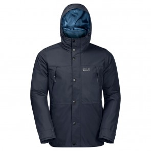 Jack Wolfskin West Harbour Jacket night blue-20