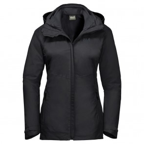 Jack Wolfskin Garnet Pass 3In1 W black-20
