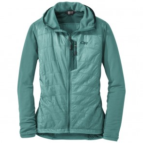Outdoor Research Women's DeviatHoody seaglass-20