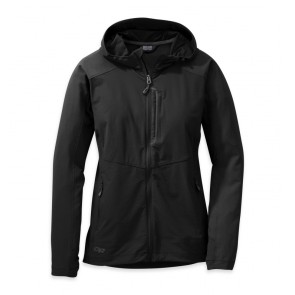 Outdoor Research OR Women's Ferrosi Hooded Jacket black-20