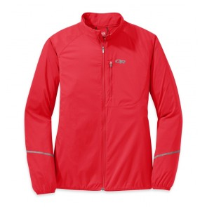 Outdoor Research OR Women's Boost Jacket flame/pewter-20