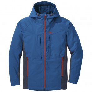 Outdoor Research Men's San Juan Jacket cobalt/naval blue-20