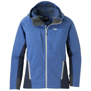 Outdoor Research Women's San Juan Jacket lapis/naval blue-20