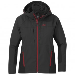 Outdoor Research Women's San Juan Jacket storm/black-20