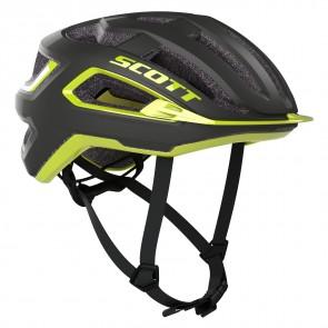 Scott Helmet Arx Plus (CE) dark grey/radium yellow-20