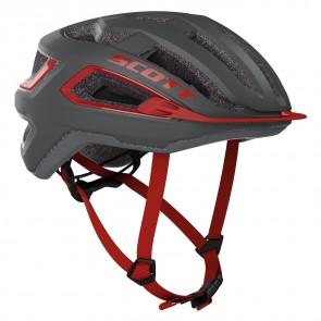 Scott Helmet Arx (CE) dark grey/red-20