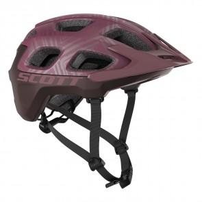 Scott Helmet Vivo Plus (CE) cassis pink/maroon red-20