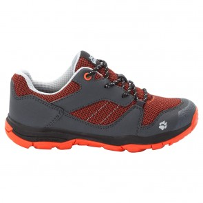 Jack Wolfskin Mtn Attack 3 Low K orange / dark grey-20