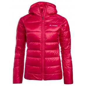 VAUDE Women's Kabru Hooded Jacket III cranberry-20