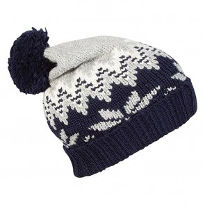Dale of Norway Myking Hat Navy / Light Charcoal /Off White-20