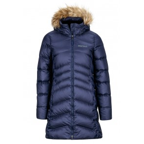 Marmot Women's Montreal Coat Midnight Navy-20