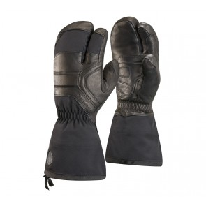 Black Diamond Guide Finger Gloves Black-20