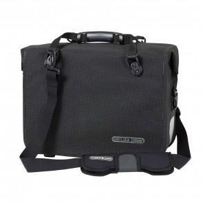 Ortlieb Office-Bag, Ql2.1 High-Vis black reflex-20