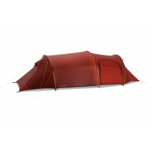 Nordisk Oppland 3 LW Burnt Red SI Aluminium-20