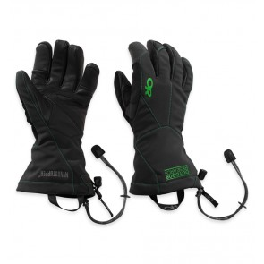 Outdoor Research Men's Luminary Sensor Gloves Black/Flash-20