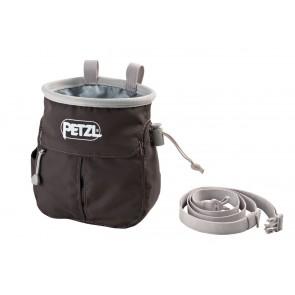 Petzl Sakapoche Chalk Bag Grey-20
