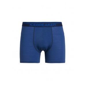 Icebreaker Mens Anatomica Boxers ESTATE BLUE-20