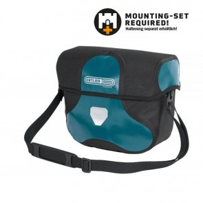 Ortlieb Ultimate Six Classic 7L WITHOUT Mounting Set petrol-black-20
