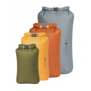 Exped Fold Drybag XS-L STD 4 Pack-20