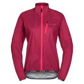VAUDE Women's Drop Jacket III crimson red-20