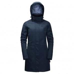 Jack Wolfskin Ottawa Coat midnight blue-20