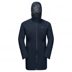 Jack Wolfskin Jwp Coat M night blue-20