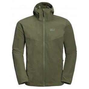 Jack Wolfskin Lakeside Jacket M woodland green-20