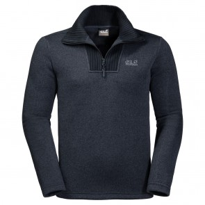Jack Wolfskin Scandic Pullover Men night blue-20