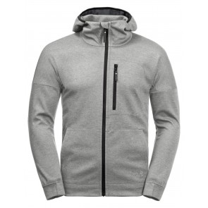 Jack Wolfskin Riverland Hooded Jacket M light grey-20