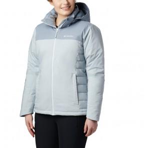 Columbia Snow Dream Jacket Cirrus Grey Heather, Tradewinds Grey-20