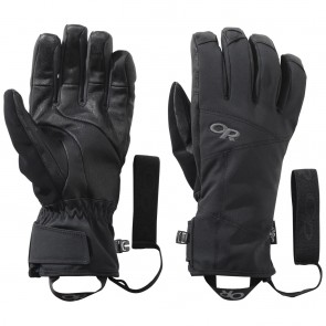 Outdoor Research OR Illuminator Sensor Gloves black-20