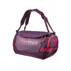 Marmot Long Hauler Duffel Small Dark Purple/Brick-20