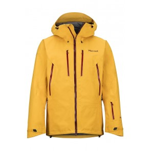 Marmot Men's Alpinist Jacket Golden Leaf-20